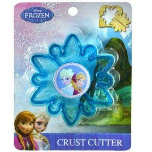 Kid's Sandwich Crust Cutter Frozen Snowflake x 5